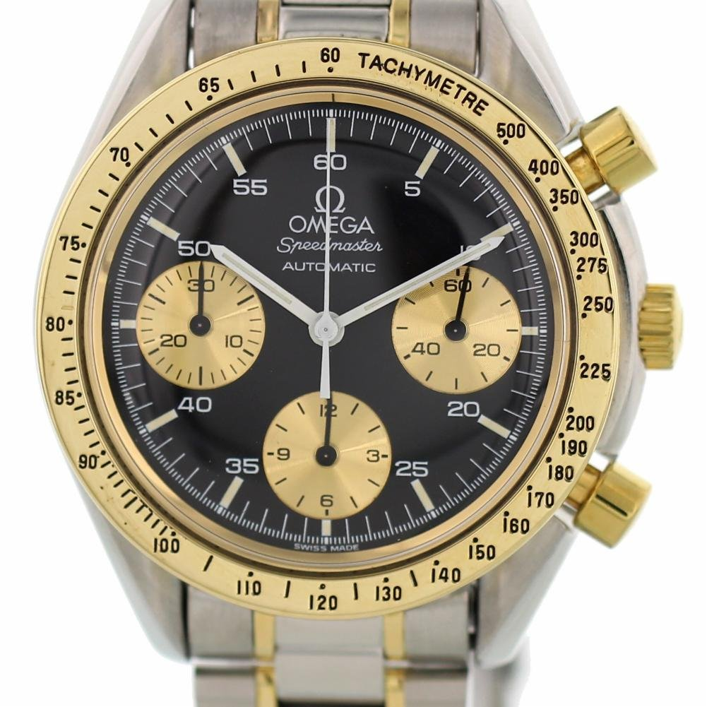Omega Speedmaster automatic-self-wind mens Watch 175.0033 (Certified Pre-owned)