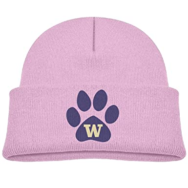 University Of Washington Mascot Husky Kid Beanie Hat Knit Winter Hats 56b7c6ef7