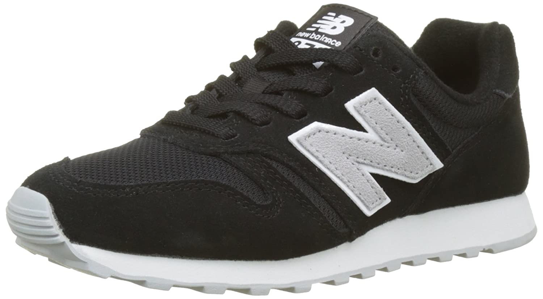 New Balance Wl373v1, Zapatillas para Mujer 38 EU Negro (Schwarz)