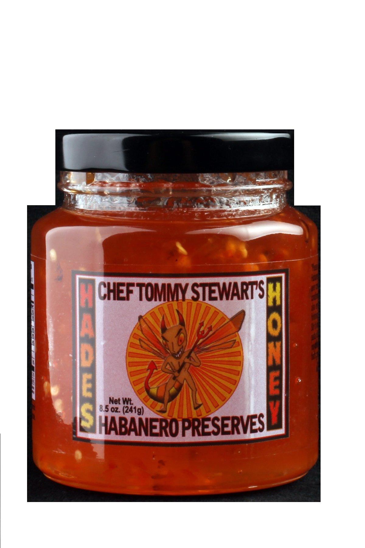 Hades Honey Habanero Preserves