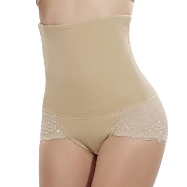 7152942ebda13 TINGLU High Waist Butt Lifter with Steel Bone Breathable Body Shaper Panty  for Women(2XL