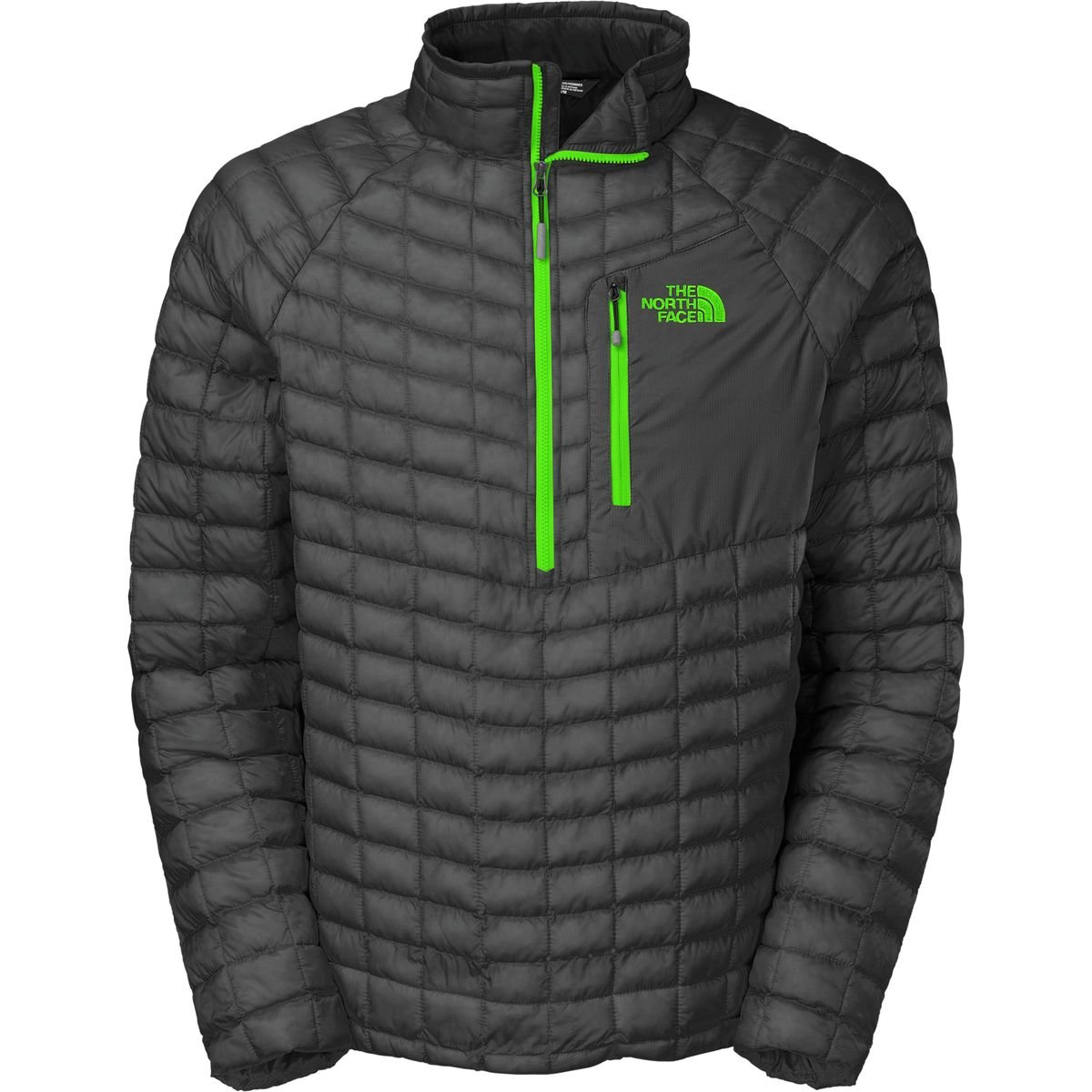 Amazon.com : The North Face Mens Thermoball Pullover Active Fit ...