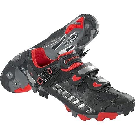 Scott MTB Team Carbon - Zapatillas de ciclismo para hombre, color, talla 46 EU