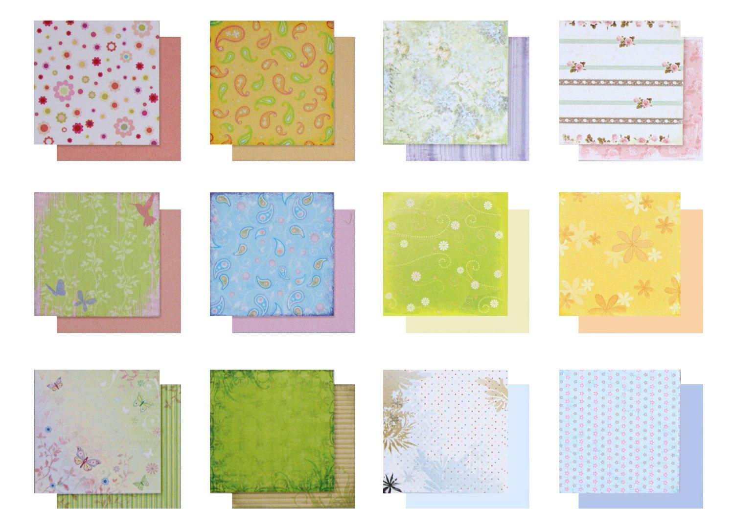 Folia 11549 Art paper pad 12fogli carta da disegno