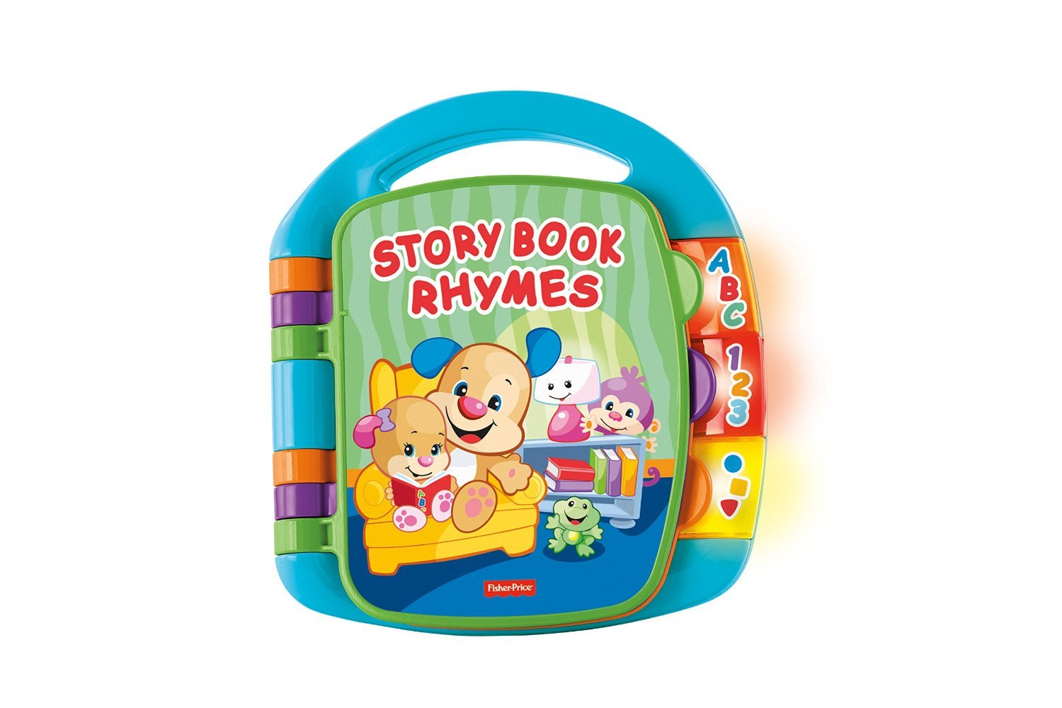 Fisher-Price Laugh & Learn Storybook Rhymes Book by Fisher-Price (Image #9)