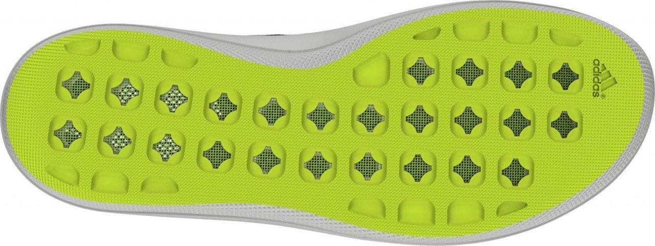 Adidas sailing Stiefelschuh, Deckschuh Ta01 Stiefelschuh, sailing Farbe Granite  Weiß  Semi Solar Gelb;Größe 43 1 3 9868fc