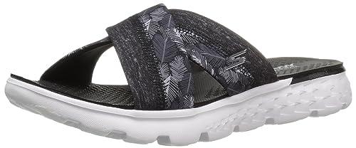 2ad001844 Skechers Women s On-The-go 400 Flip Flops  Amazon.co.uk  Shoes   Bags