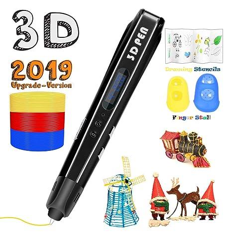 3d pen baisili 3d impresión para niños, adolescentes regalos y ...