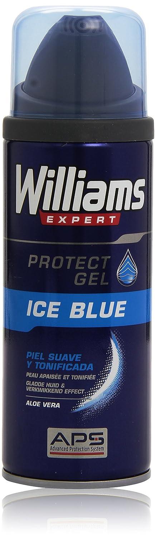 Williams Ice Blue Gel Afeitar - 200 ml