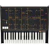 KORG ARP Odyssey FS Rev2 37-Keys Duophonic Analog Synthesizer - Black/Gold