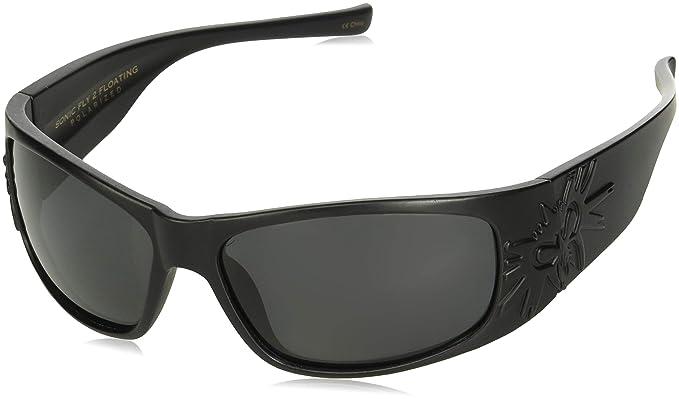 Sonic Black65 Black Floating Flys 2 Mm Polarized Shield SunglassesMatte nZ0P8OwkXN