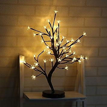 1e463c96c39 Lámpara LED de árbol de cerezo