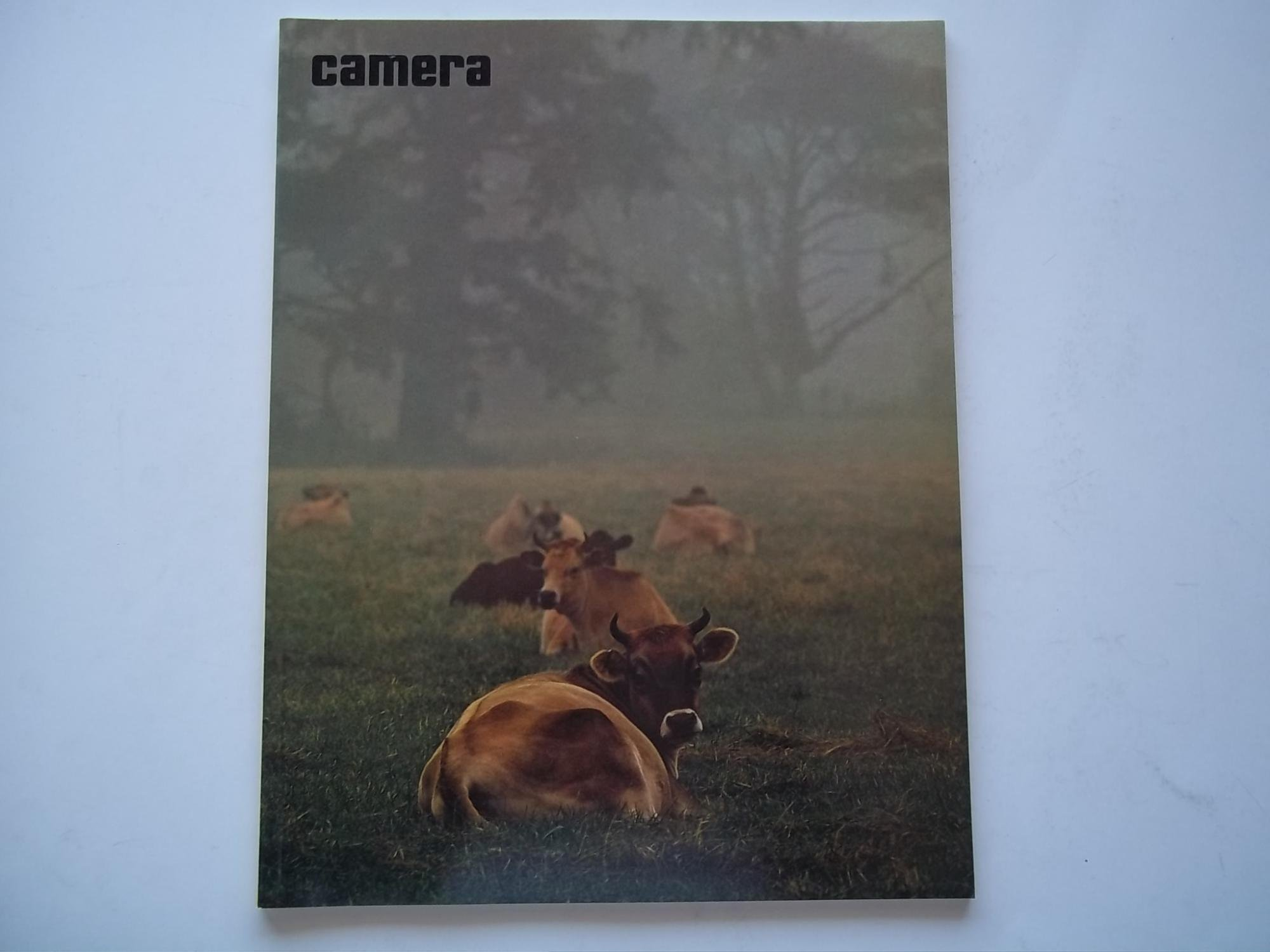Camera #1 (January 1974) International Magazine for Photography [Formerly