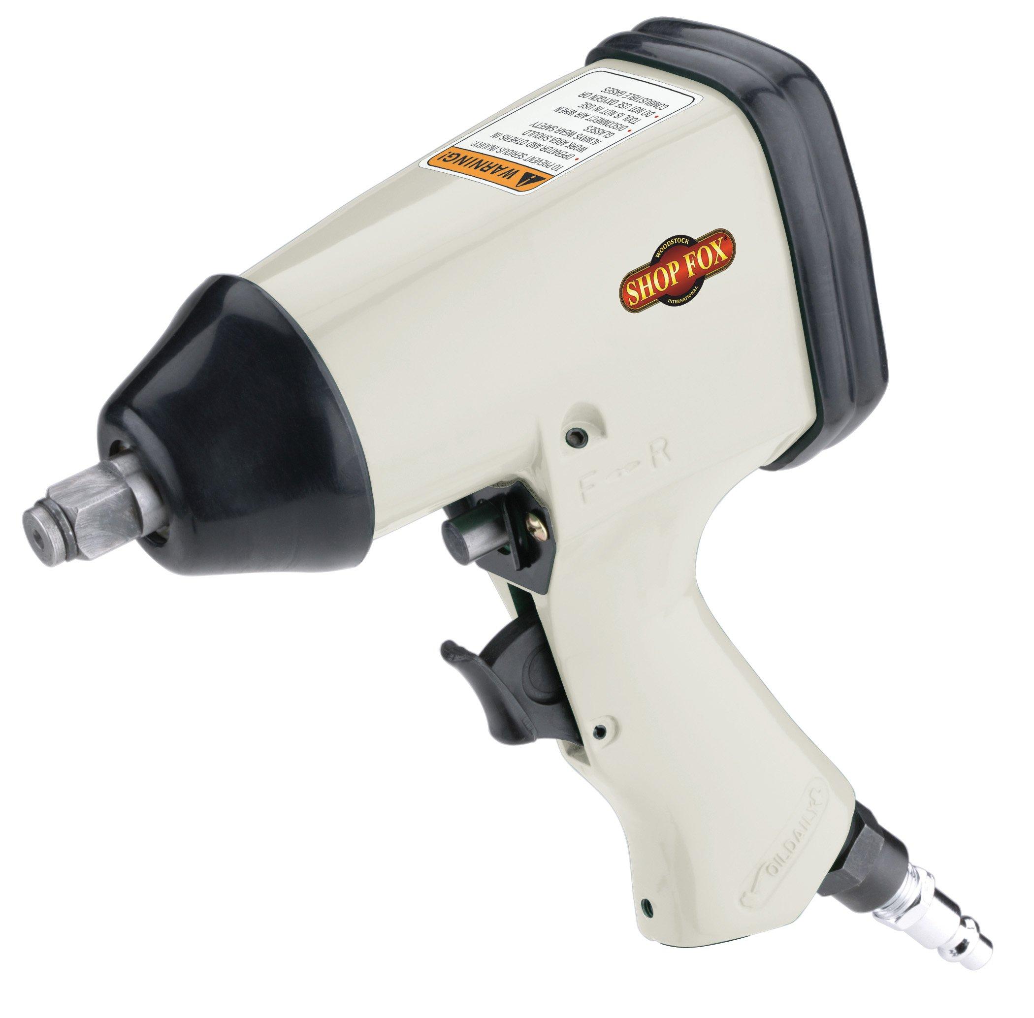 Shop Fox W1789 1/2-Inch Impact Wrench