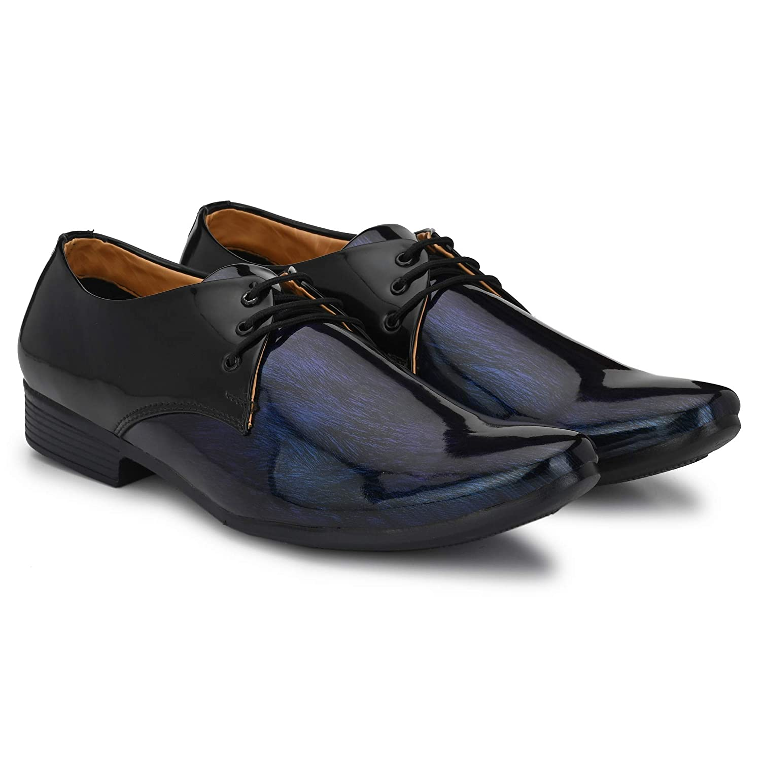 Synthetic leather formal shoes under 1000