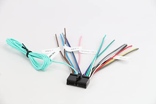 715Dp2Tn4qL._SX522_ amazon com xtenzi wire harness for boss radio dvd navigatio boss audio wiring harness at aneh.co