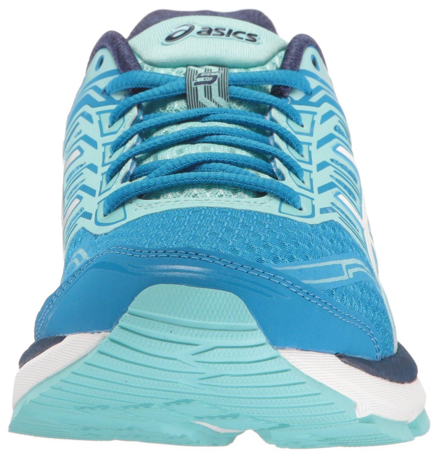 ASICS Women's Gt-2000 5 Running Shoe B01GU7A3Z8 5.5 B(M) US|Diva Blue/White/Aqua Splash