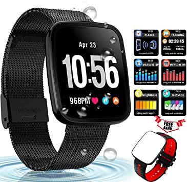Fitness Tracker Smart Watch,1.3