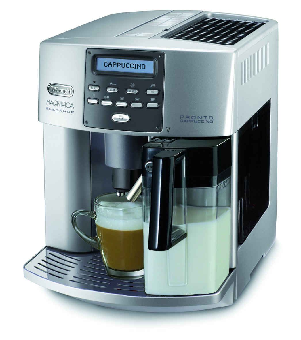 Electronic Test Cases For Coffee Machine delonghi ecam22 360 s fully automatic bean to cup coffee machine magnifica machine