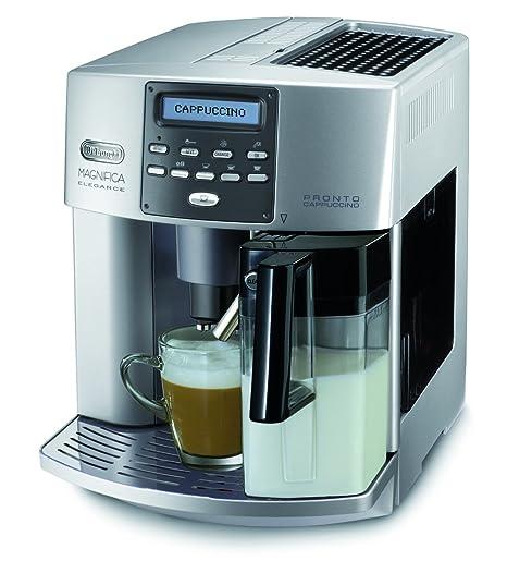 DeLonghi Magnifica ESAM 3600 Independiente Totalmente automática Máquina espresso 1.8L 14tazas Acero inoxidable - Cafetera