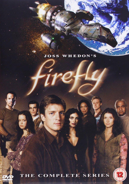 Firefly [Reino Unido] [DVD]: Amazon.es: Firefly: Cine y Series TV