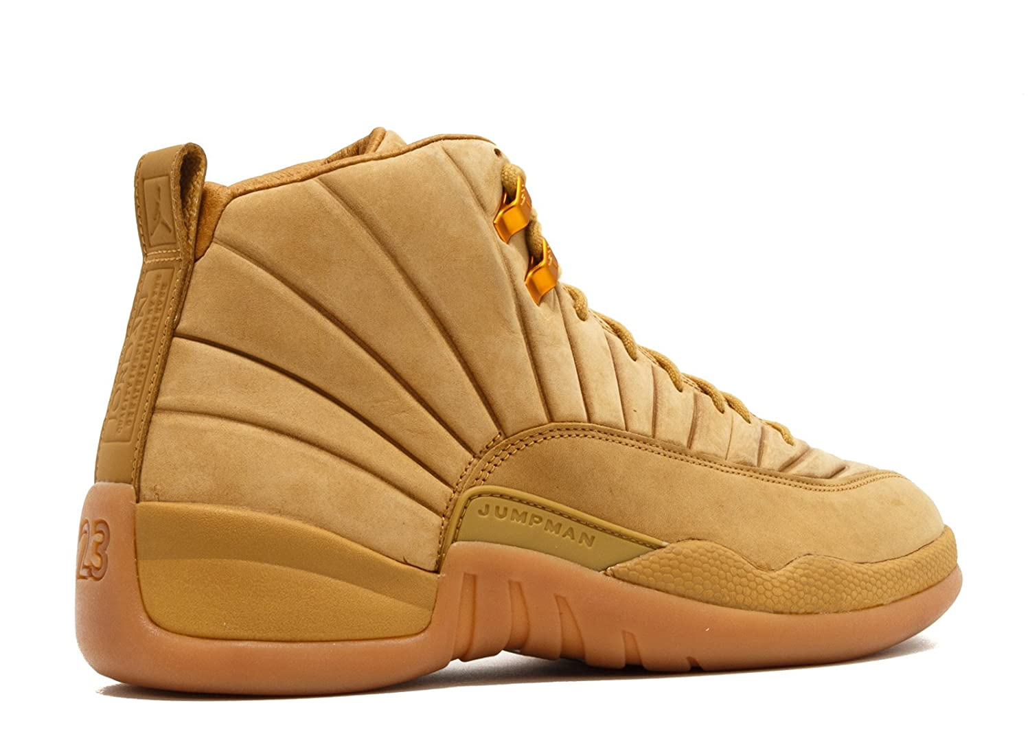 innovative design 3e0cd 14b8f Jordan 2017 Nike Air XII Public School NYC Wheat Tan AA1233 ...