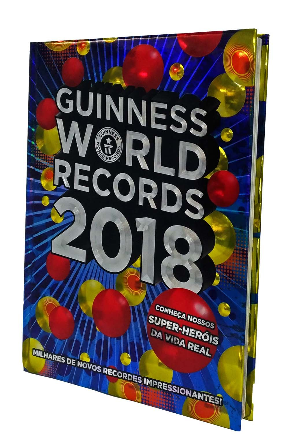 Guinness World Records 2018 (Em Portugues do Brasil): Varios Autores: 9788595080881: Amazon.com: Books