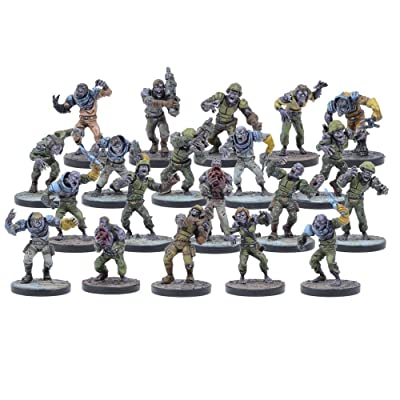 Warpath / Deadzone : Plague Zombies: Toys & Games