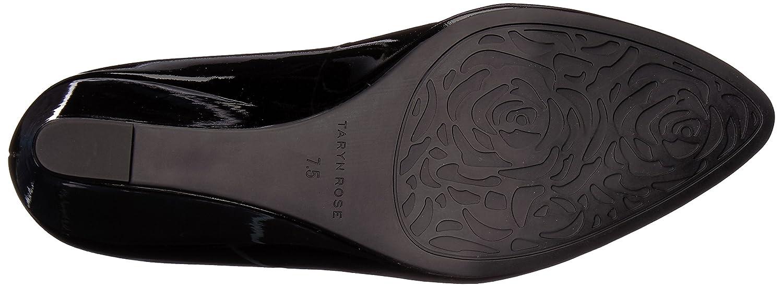 Taryn Rose Women's Ysabella Soft Patent Pump B074B5F72X 6.5 M M US|Black