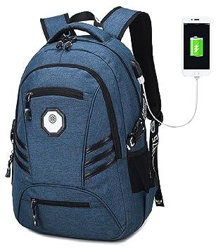 suzone multifuncional portátil profesional mochila grande al aire libre Viajes Senderismo Bolso de hombro mochila con puerto de carga USB, mujer, ...