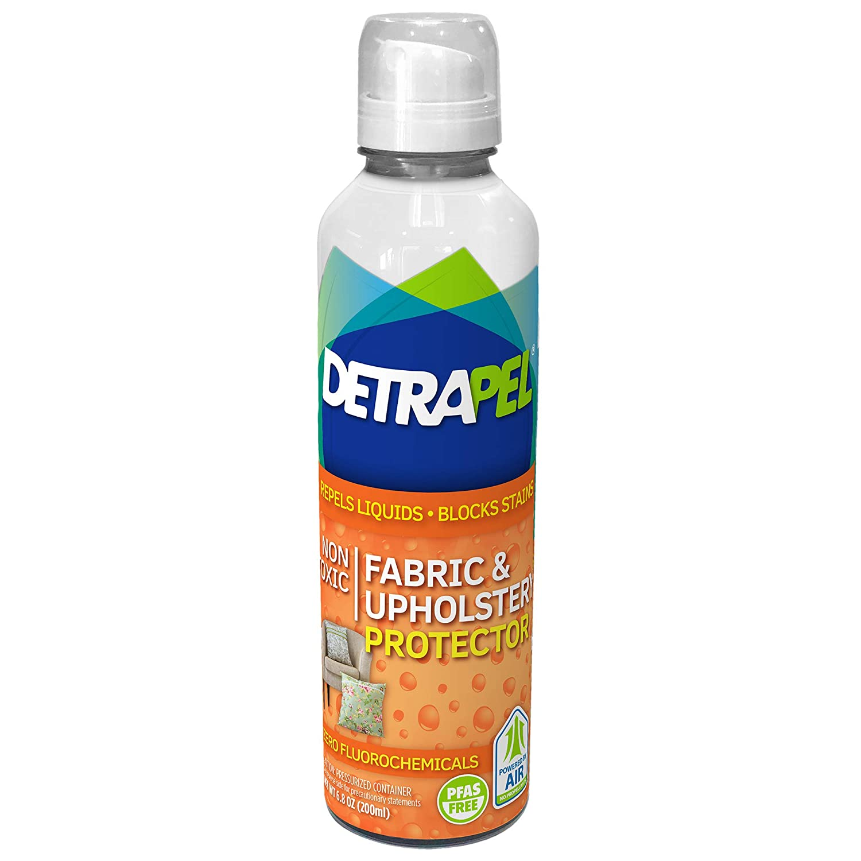 DetraPel Fabric & Upholstery Protector - 6.8oz (200ml) - As Seen on Shark Tank
