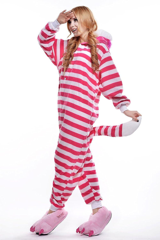 Venaster Pyjamas Adult Unisex Anime Cosplay Onesies Pajamas Romper Clothing Sleepwear