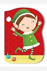 Christmas Elves Board book
