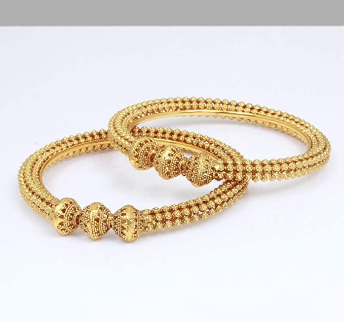 Details about  /Indian Bollywood Gold Plated Kada Red/&Green Bangle Wedding Polki Ethnic Jewelry