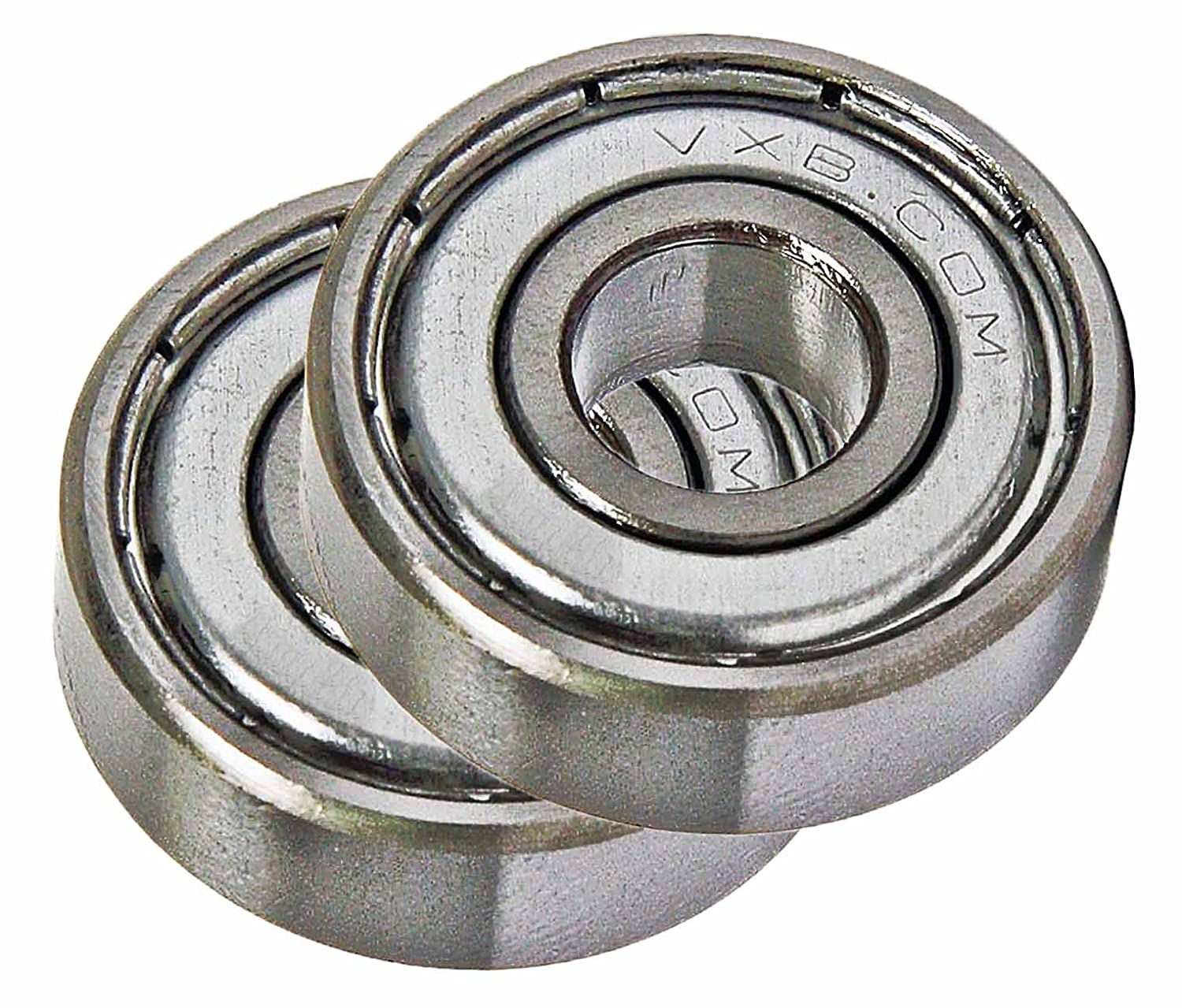 Open End 31000rpm Maximum Rotational Speed Metric 10mm Width Cage and Roller INA K8X12X10TN Needle Roller Bearing Single Row 12mm OD 8mm ID Polyamide Nylon Cage