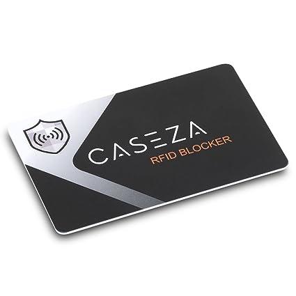 Tarjeta Bloqueo RFID - CASEZA RFID NFC Blocker Card ...