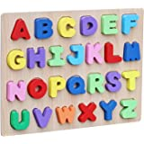 Timy Wooden Alphabet Puzzle Board