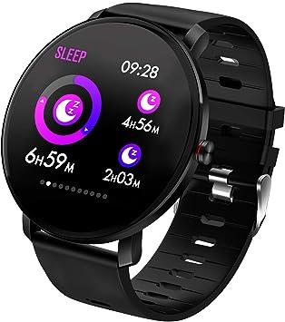 TDOR Smartwatch con Whatsapp Hombre Mujer Reloj Inteligente ...