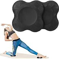 Yoga Mat Met Kniebeschermers Knie Yoga Kussen Knie Pad Beschermende Mat Voor Elleboog Kussen Yoga Kniebeschermer…