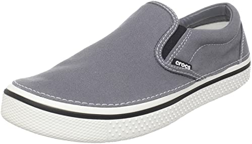 b1ebc2323 crocs Hover Men Sneaker in Grey  Buy Online at Low Prices in India -  Amazon.in