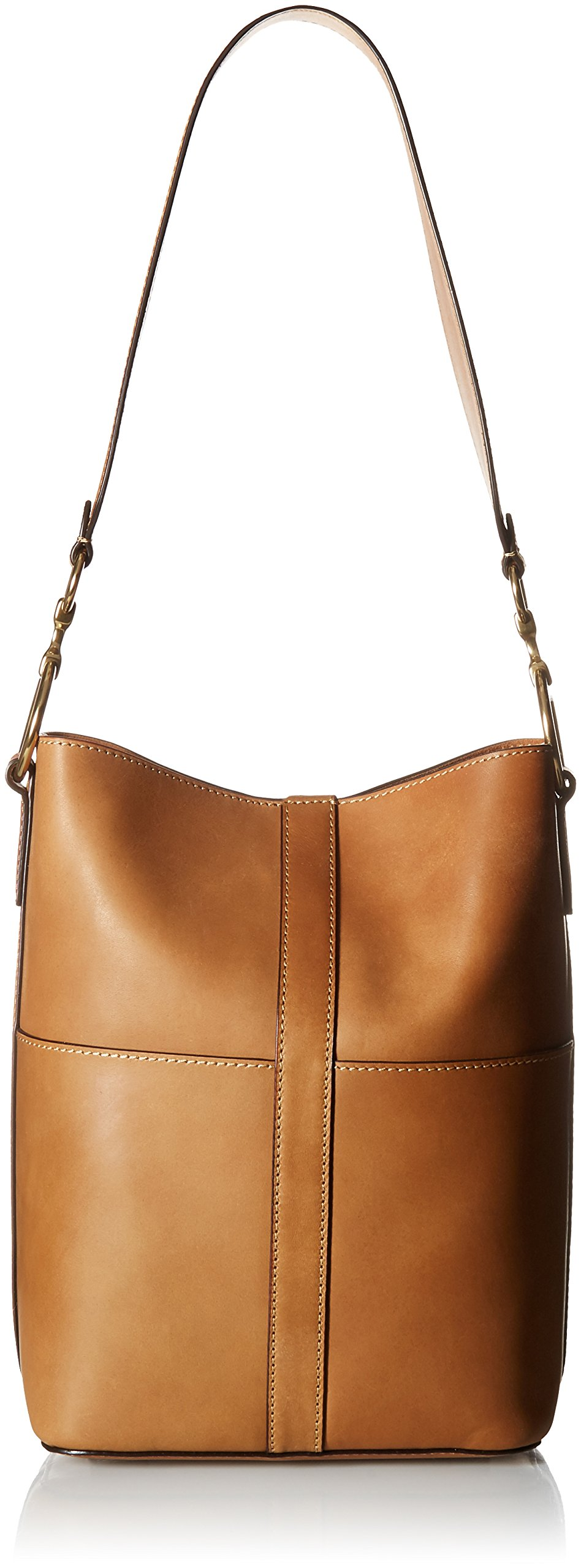 FRYE Ilana Harness Bucket Hobo, Cognac by FRYE