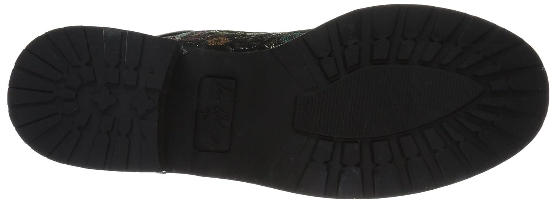 Sam Edelman Women's Darrah Fashion Boot B0727Y649P 5.5 B(M) US|Black Multi Floral Brocade