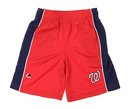 20539a06023 Amazon.com : Majestic MLB Washington Nationals Big Boys Youth ...