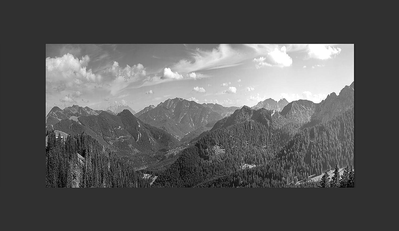 Murando - XXXL Fototapete 600x280 600x280 600x280 cm - Größe Format 6m - Vlies Tapete - Moderne Wanddeko - Design Tapete - Landschaft Gebirge Natur c-A-0104-x-f c2d271
