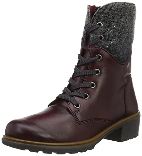 Cesine, Desert Boots Femme, Noir (Schwarz 90), 36 EURohde