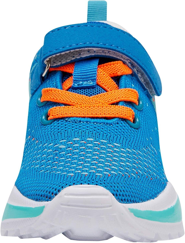 AoSiFu Kids Athletic Running Shoes Boys Girls Lightweight Tennis Sneakers Toddler//Little Kid//Big Kid