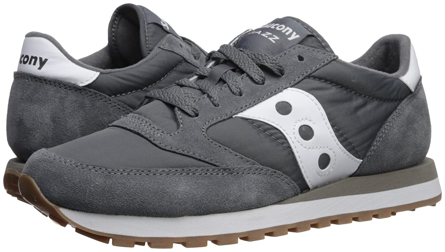 separation shoes 0d349 10c28 Amazon.com   Saucony Originals Men s Jazz Original Running Shoe   Road  Running