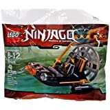 LEGO Ninjago Stealthy Swamp Airboat (30426) Bagged