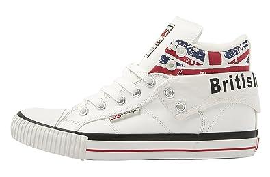 British Knights ROCO Herren High-Top-Schuh Sneaker  Amazon.de ... 2541a55ee8