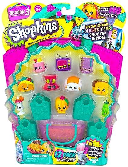 Shopkins Season 3 12 Pack Set 33